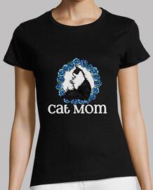 Katze Mama