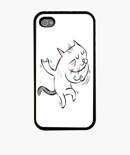 IPhone Hülle katze ziemlich schwer