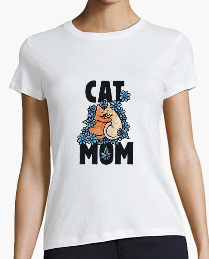 T-Shirt Katzenmutter