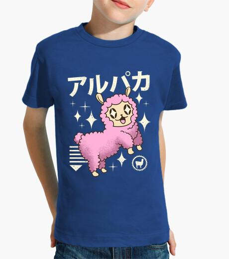 Vêtements enfant kawaii alpaga