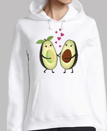 kawaii avocados in lovers