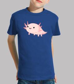 kawaii axolotl