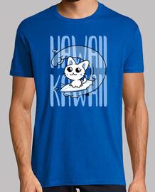 kawaii cat h