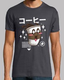 Kawaii Coffee Shirt Mens