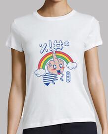 kawaii como f * ck! camisa para mujer
