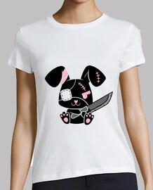 Kawaii conejita camiseta - Menhera chan Pastel Goth