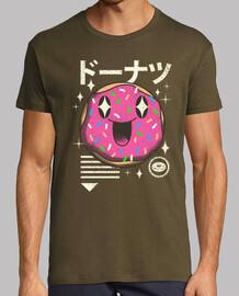 Kawaii Donut Shirt Mens