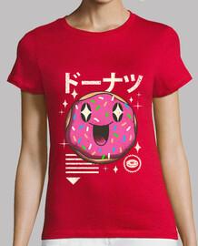kawaii donut shirt womens