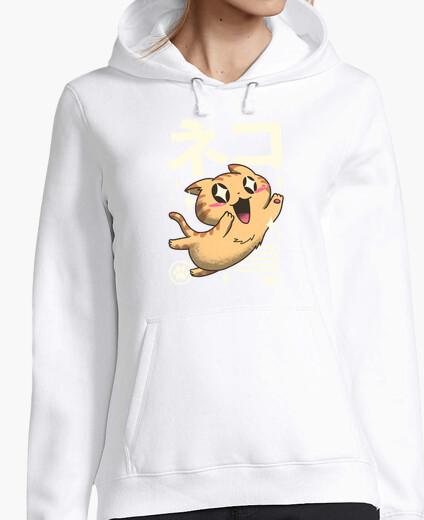 Jersey kawaii felino