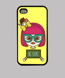 Kawaii girl iPhone4