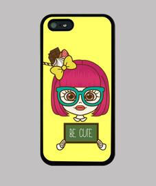 Kawaii girl iPhone5