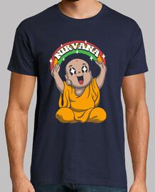 Kawaii is to Nirvana Shirt Mens