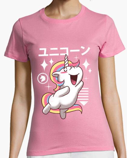 Tee-shirt Kawaii licorne
