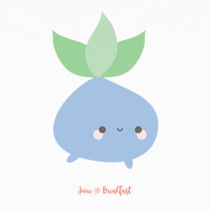 T-shirt Kawaii Oddish