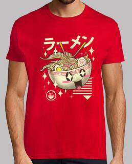 kawaii ramen shirt herren