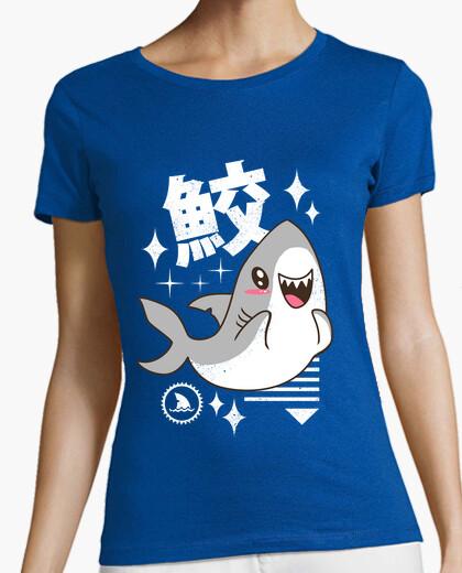 6f53cc886 kawaii shark shirt womens T-shirt - 1661555   Tostadora.com