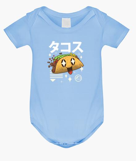 Ropa infantil kawaii taco