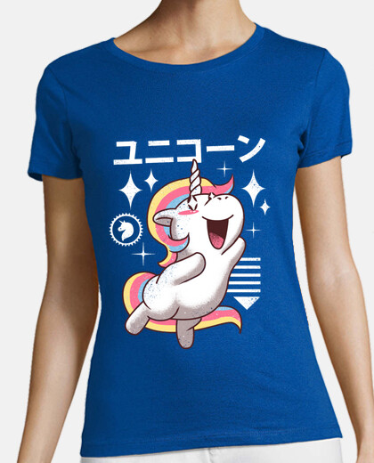 kawaii unicorn shirt womens