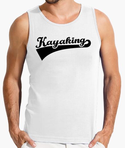 Tee-shirt kayak