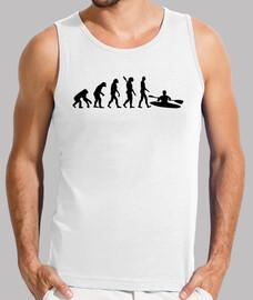 kayak evolución