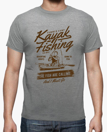 Camiseta Kayak Fishing