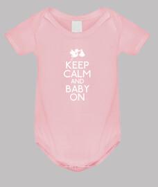 KC and Baby On - Bebé niña