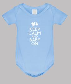 KC and Baby On - Bebé niño