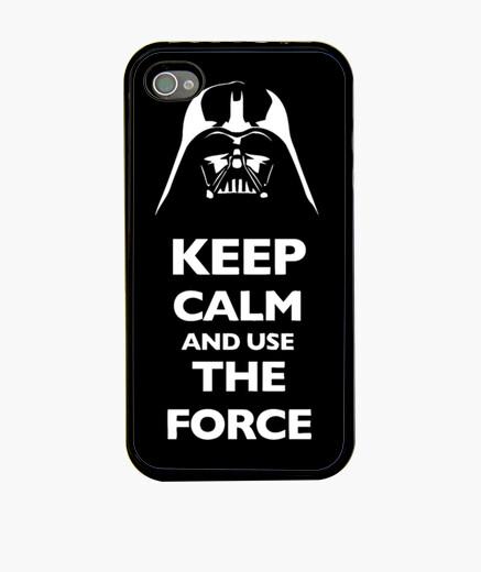 Funda iPhone KC and Use the Force - Funda de Móvil