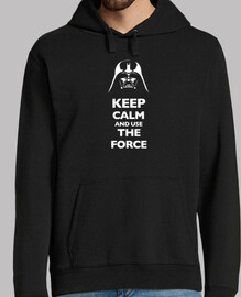 KC and Use the Force - Sudadera chico