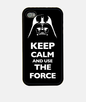 KC and Use the Force - Funda de Móvil