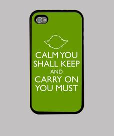 KC Yoda - Funda de móvil