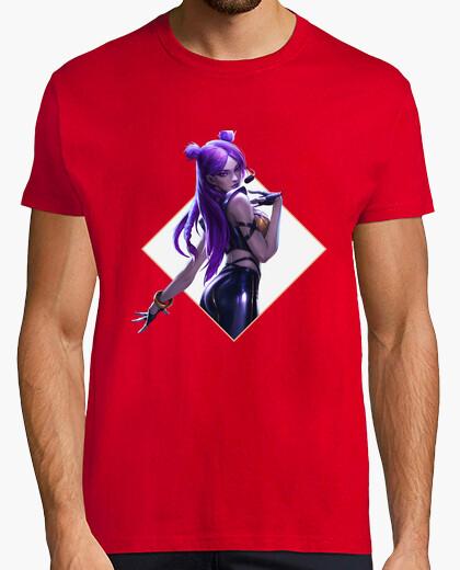 Camiseta KDA - Kai Sa - league of legends
