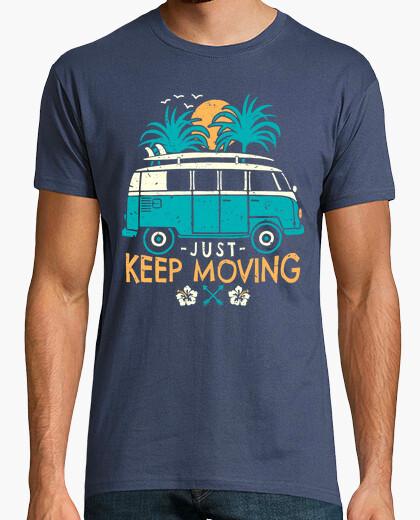 Tee-shirt keep bouger