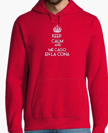Keep calm hoody