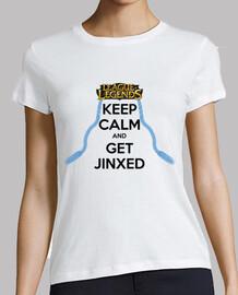 KEEP CALM - League of Legends Jinx