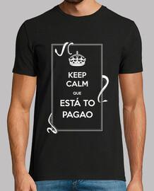 Keep Calm - To pagao