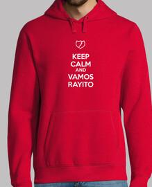Keep Calm - Vamos Rayito