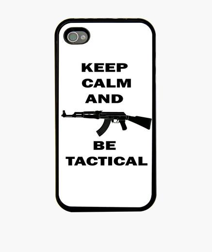 Funda iPhone keep calm ak