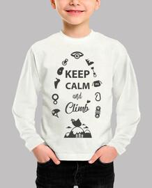 keep calm amp climb