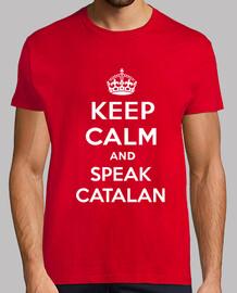 keep calm an speak catalan