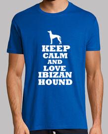 keep calm and amore hound ibiza
