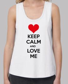 keep calm and amore me