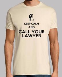 keep calm and appeler votre avocat 2