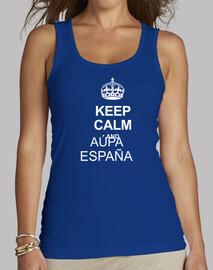 keep calm and aúpa espagne