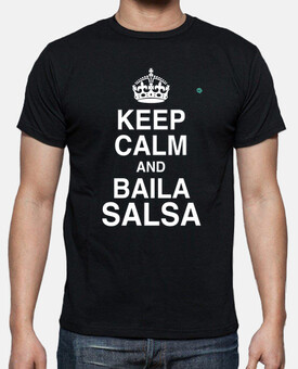 Keep Calm and Baila Salsa