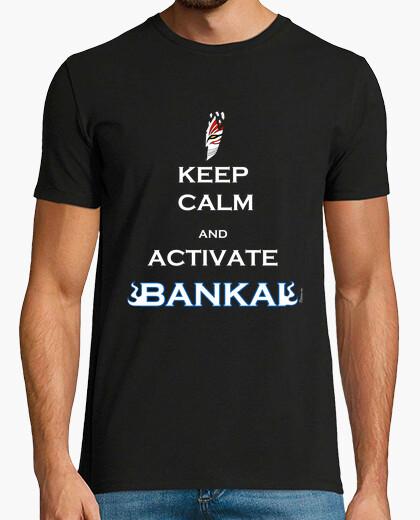 Camiseta Keep calm and Bankai