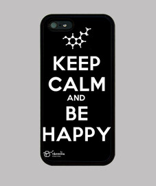 keep calm and be happy :)