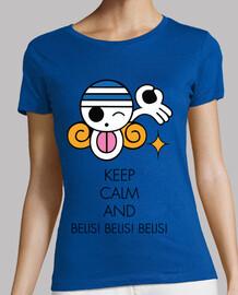 keep calm and belis! belis! belis! noir