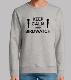 Keep Calm and Birdwatch (Jersey)