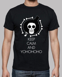 keep calm and blanc yohohoho